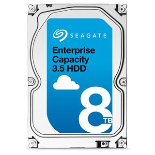 SEAGATE ENTERPRISE CAPACITY 3.5 HDD 8T 3.5IN 7200RPM 6GB/S SATA