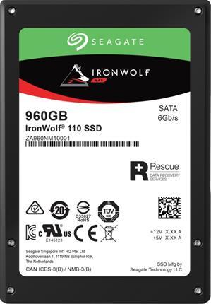 Seagate IronWolf 110 SSD 960GB SATA