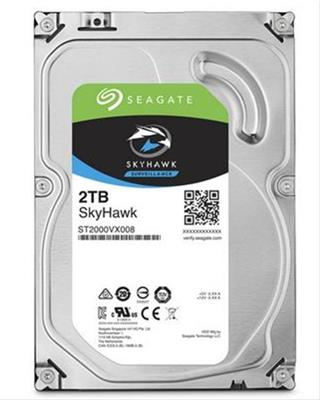 SEAGATE SKYHAWK 2TB SURVEILLANCE 3.5IN 6GB/S SATA ...