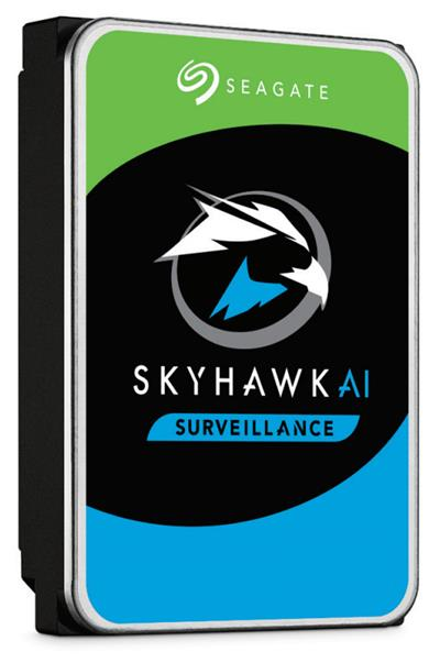 SEAGATE SKYHAWK AI 8TB 5YRS WARRANTY   3.5IN 6GB/S SATA 256MB 24