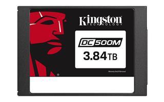 """DIsco SSD Kingston DC500M 3840GB 2.5"""" SATA"""
