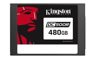 "Kingston SSD DC500R 480GB 6Gbit/s 2.5"""