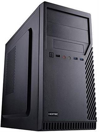 Semitorre Hiditec Q9 Pro USB 3.0 negra