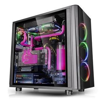 Semitorre Thermaltake View 31 TG RGB cristal templado USB 3.0