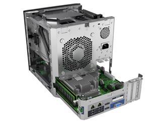 SERVIDOR HP PROLIANT MICROSERVER GEN10 AMD ...