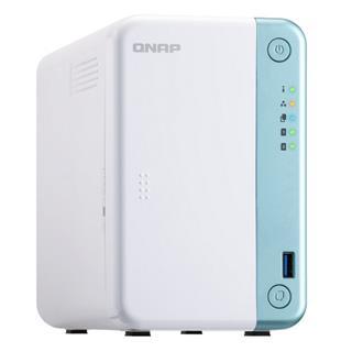 Servidor NAS Qnap TS-251D-2G 2GB 2 discos