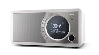 Sharp DR-450(WH) radio Reloj Blanco