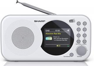 SHARP DR-P320(WH) RADIO DIGITAL PORTÁTIL