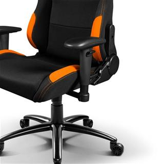 Silla gaming Drift DR100 negra/naranja