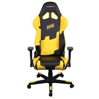 Silla gaming DXRacer R-Series OH/RE21/NY/NAVI negro/amarillo