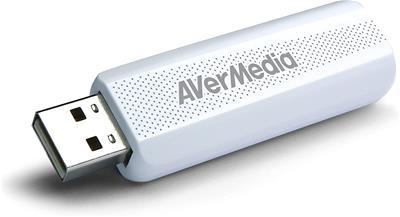 SINTONIZADOR PC USB AVERMEDIA AVERTV VOLAR TD310