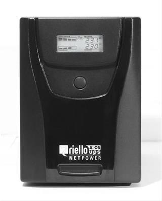 SAI RIELLO NETPOWER NPW600S 600VA