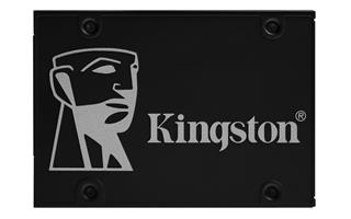 "Kingston 256G SSD KC600 SATA3 2.5"" BUNDLE"