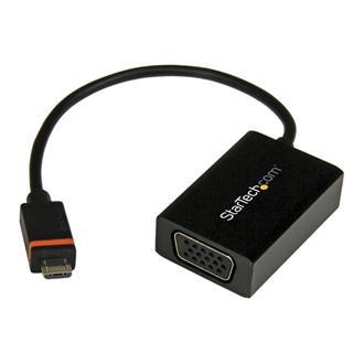 STARTECH.COM SLIMPORT TO VGA VIDEO CONVERTER MICRO USB TO VGA AD