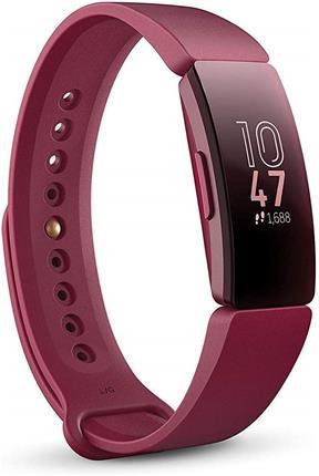 Smartband Fitbit Inspire borgoña