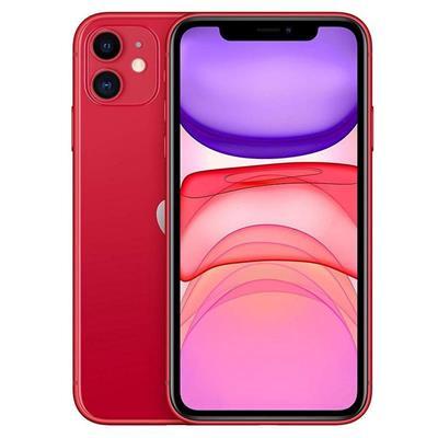 "Smartphone Apple iPhone 11 128GB 6.1"" rojo"