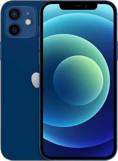 "Smartphone Apple iPhone 12 128GB 6.1"" azul"