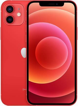 "Smartphone Apple IPHONE 12 128GB A14 6.1"" iOS Rojo"