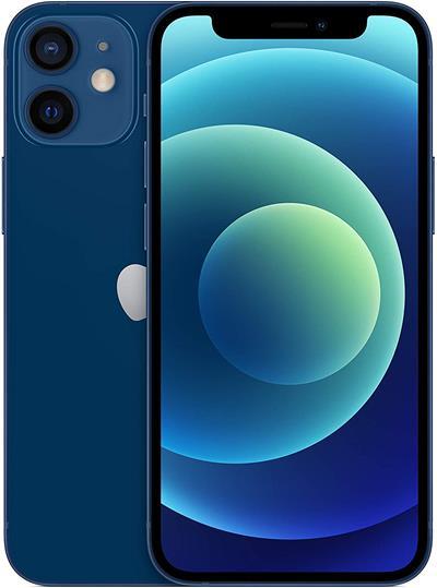 "Smartphone Apple iPhone 12 Mini 128GB 5.4"" azul"