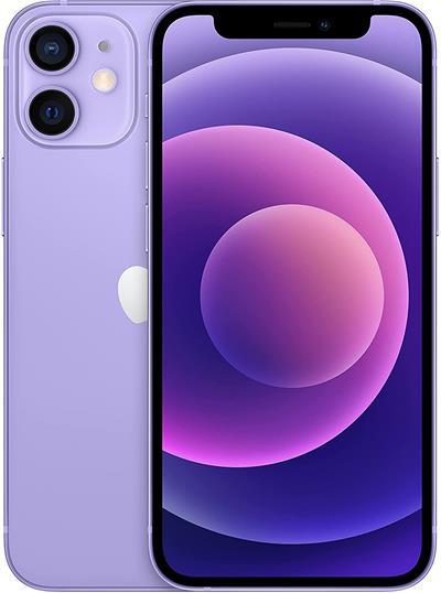 "Smartphone Apple iPhone 12 Mini 128GB 6.1"" púrpura"