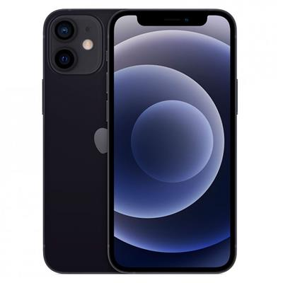 "Smartphone Apple iPhone 12 Mini 64GB 5.4"" negro EU"