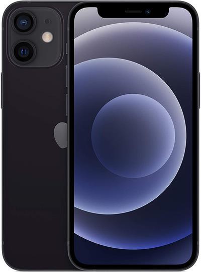 "Smartphone Apple iPhone 12 Mini 64GB 5.4"" negro"