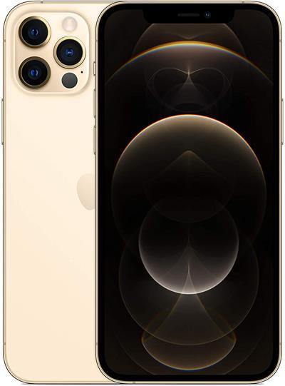 "Smartphone Apple iPhone 12 Pro 128GB 6.1"" Gold"