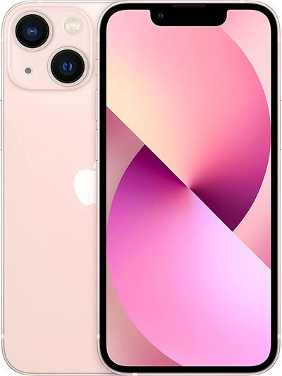 "Smartphone Apple Iphone 13 Mini 256GB 5.4"" Rosa"