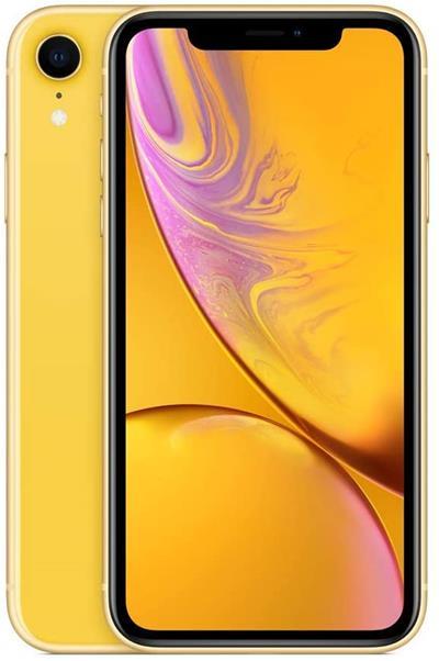 "Smartphone Apple iPhone XR 64GB 6.1"" amarillo"