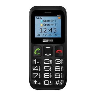"""Smartphone MAXCOM COMFOR PHONE 2G DE 1.77"""" BLACK  ..."""