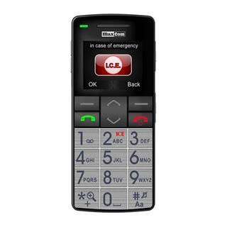 """Smartphone MAXCOM COMFOR PHONE 2G DE 1.8"""" BLACK   ..."""