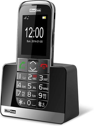 """Smartphone MAXCOM COMFOR PHONE 2G DE 2.2"""" BLACK  ..."""