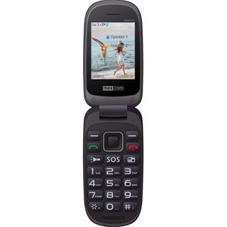 "Smartphone MAXCOM FEATURE PHONE CON 2G - 2.4"" BLC ..."
