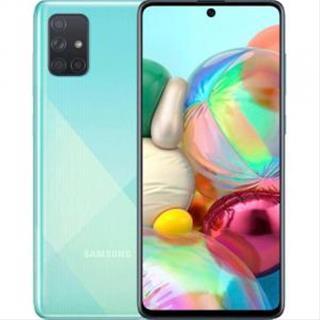 Smartphone Samsung A715 A71 6GB 128GB Dual-Sim 6.7' Prism Crush Blue