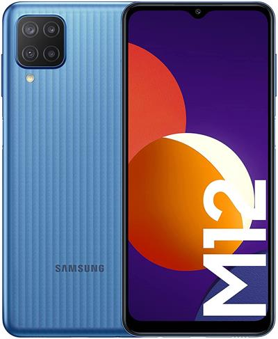 SMARTPHONE SAMSUNG M127F GALAXY M12 4G 4GB 64GB ...