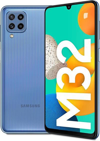 Smartphone Samsung Galaxy M32 6GB 128GB 6.4' Light Blue