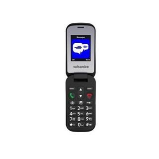 """Smartphone Swissvoice S24 2G CG2 2,4"""" Negro"""