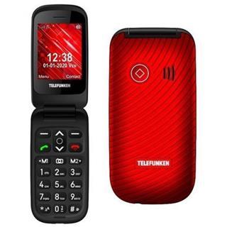 """Smartphone Telefunken S440 32GB 2.4"""" Rojo"""