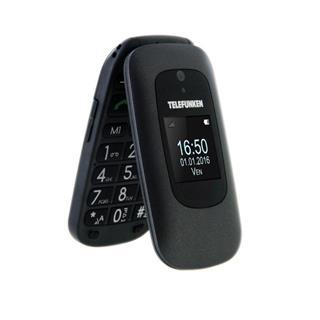 """Smartphone Telefunken TM250 32GB 2.4"""" Noir"""