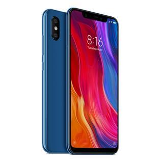 "SmartPhone XIAOMI E1 MI 8 6.21"" 6GB 128GB Azul"
