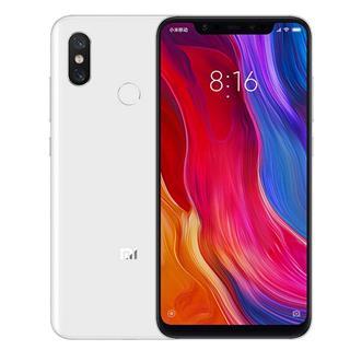 "SmartPhone XIAOMI MI 8 6.21"" 6GB 64GB Blanco"