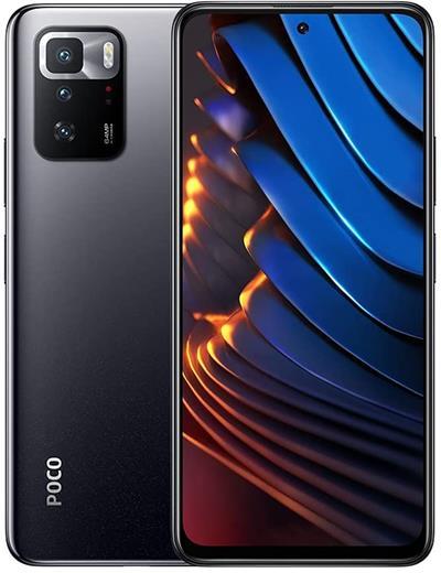 Smartphone Xiaomi Poco X3 GT 8GB 128GB 6.6' Stargaze Black