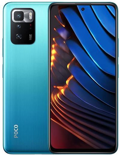 Smartphone Xiaomi Poco X3 GT 8GB 128GB 6.6' Wave Blue