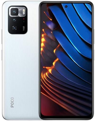 Smartphone Xiaomi Poco X3 GT 8GB 256GB 6.6' Cloud White