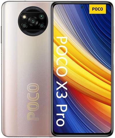 SMARTPHONE XIAOMI POCO X3 PRO 4G 8GB 256GB BRONZE