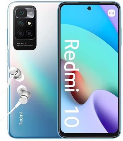 """SMARTPHONE XIAOMI REDMI 10 4G 4GB 64GB 6.5"""" BLUE"""