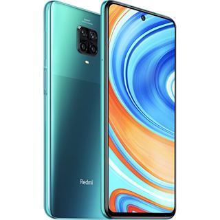 Smartphone xiaomi redmi note 9 pro 4g 128gb 6gb tropical green