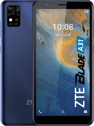 "Smartphone ZTE Blade A31 2GB 32GB 5.45"" azul"