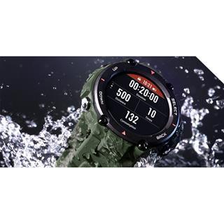 Smartwatch Amazfit T-Rex verde militar