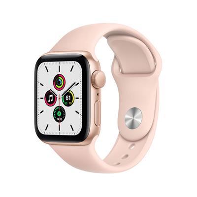 Smartwatch Apple Watch se 40Mm Gold Pink Sport ...